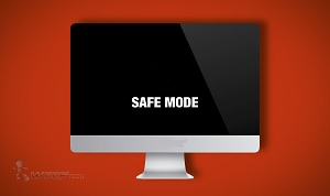 Enabling Safe Mode