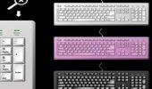 Раскладка клавиатуры
