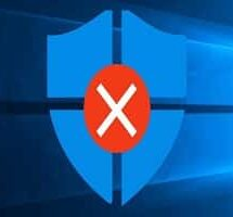 удалить защитник windows 10 навсегда