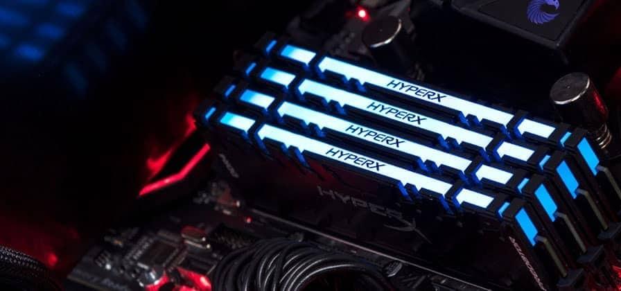 Объем RAM