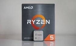 Обзор процессора amd ryzen 5 5600x