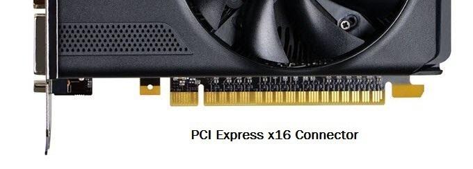 Разъем PCI-Express-16